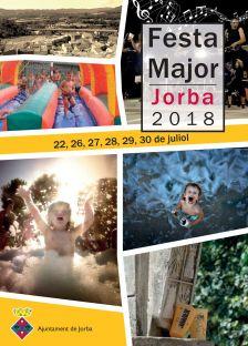 Portada Festa Major 2018